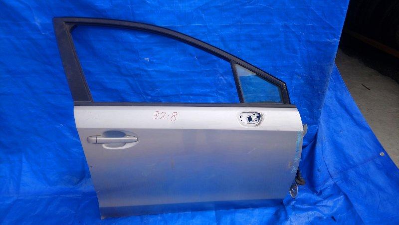 Дверь Subaru Impreza Wrx VAB EJ20Y передняя правая (б/у)