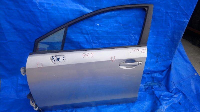 Дверь Subaru Impreza Wrx VAB EJ20Y передняя левая (б/у)