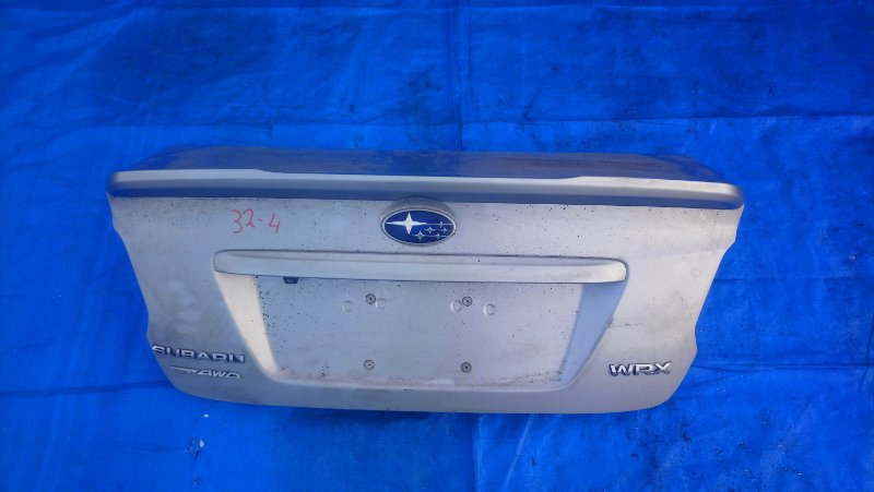 Крышка багажника Subaru Impreza Wrx VAB (б/у)