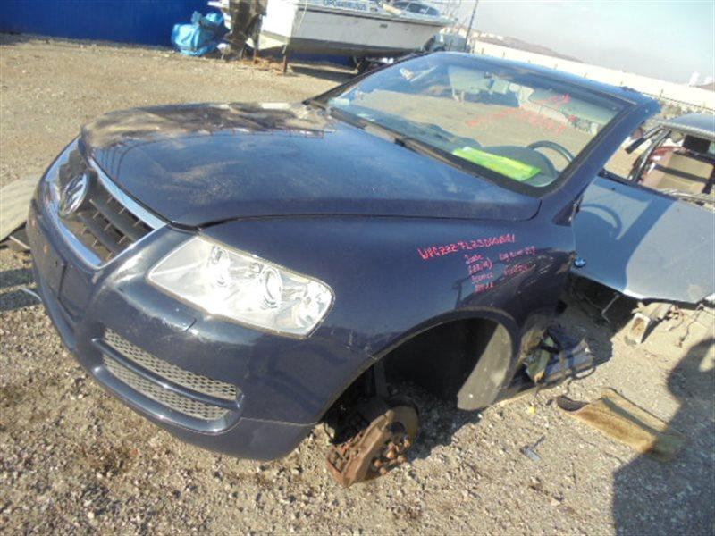 Форсунка омывателя Volkswagen Touareg 7LA AZZ 2002 левая (б/у)