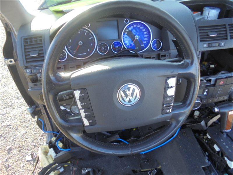 Руль Volkswagen Touareg 7LA AZZ 2002 (б/у)