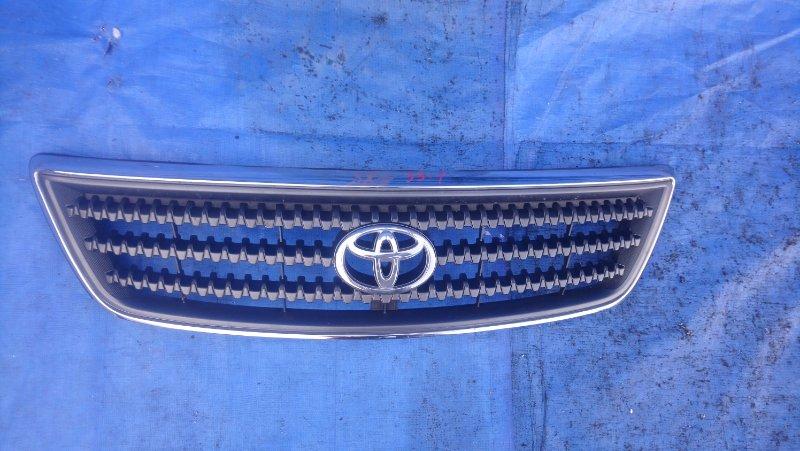 Решетка радиатора Toyota Nadia SXN15 3S-FE II MODEL (б/у)