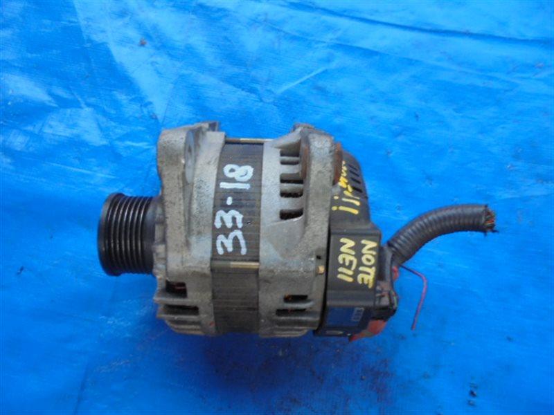 Генератор Nissan Bluebird Sylphy NG11 HR15DE (б/у)