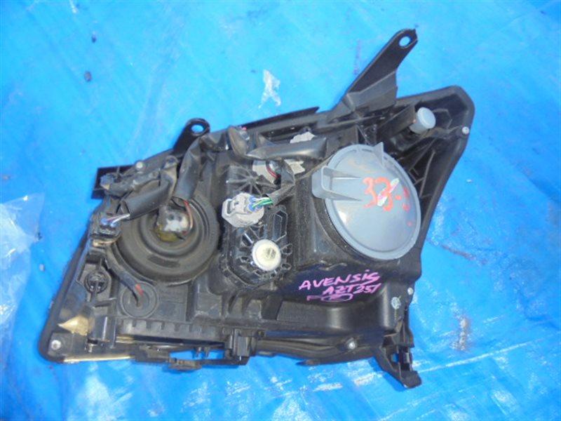 Фара Toyota Avensis AZT251 2AZ-FE правая 35-106 (б/у)