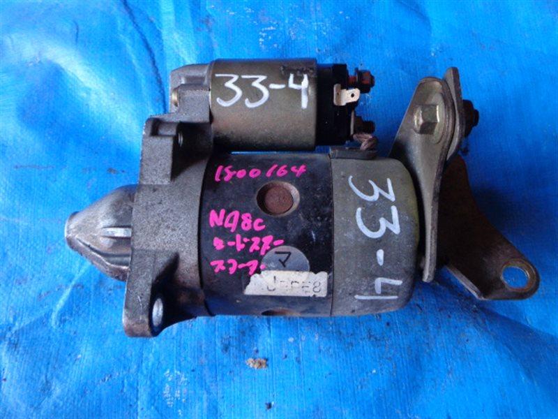 Стартер Mazda Roadster NA8C BP M3T48181 (б/у)