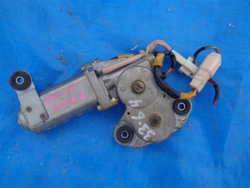 Мотор люка Toyota Estima TCR20 2TZ-FE (б/у)