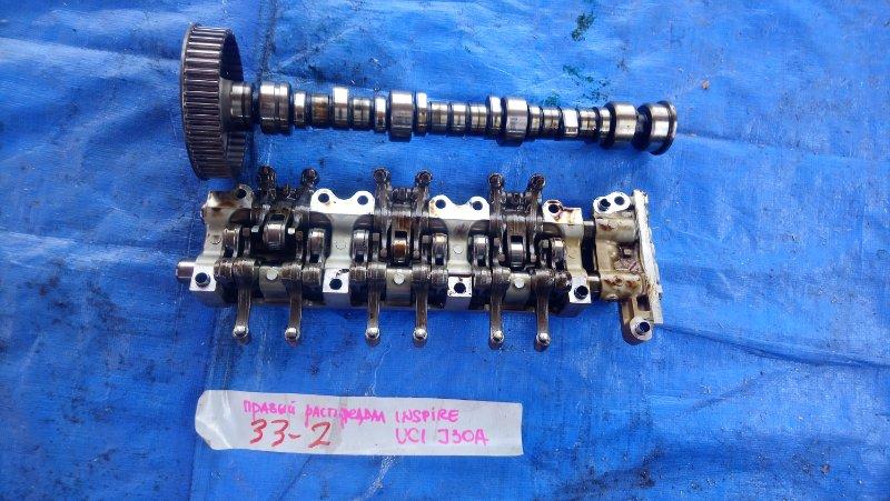 Распредвал Honda Inspire UC1 J30A передний (б/у)