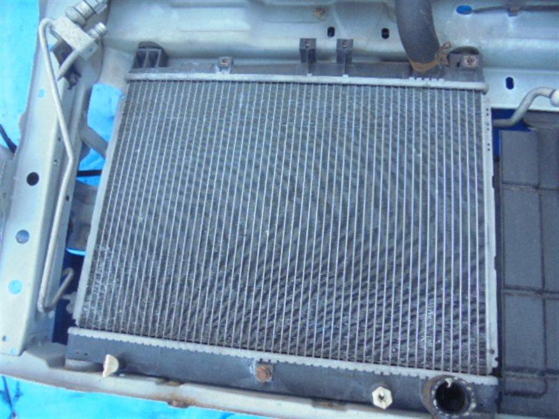 Радиатор основной Toyota Probox NCP55 1NZ-FE M/T (б/у)