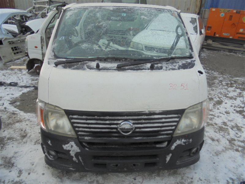 Nose cut Nissan Caravan VPE25 KA20DE (б/у)