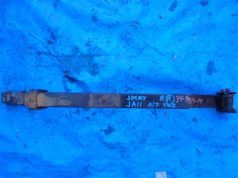 Рессора Suzuki Jimny JA11 передняя правая (б/у)