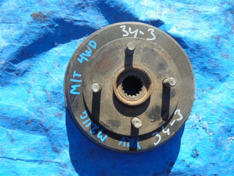 Тормозной барабан Daihatsu Yrv M211G K3VE задний (б/у)