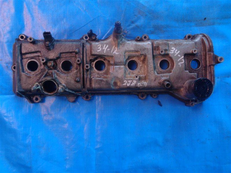 Клапанная крышка Toyota Progres JCG11 2JZ-FSE (б/у)