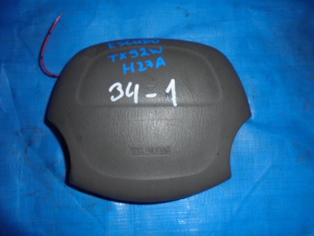 Airbag на руль Suzuki Escudo TX92W H27A (б/у)