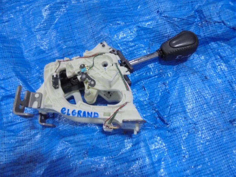 Селектор акпп Nissan Elgrand TE52 QR25DE (б/у)