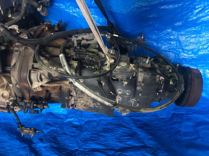 Мкпп Isuzu Elf NHS85 4JJ1 2008 MOYKR (б/у)