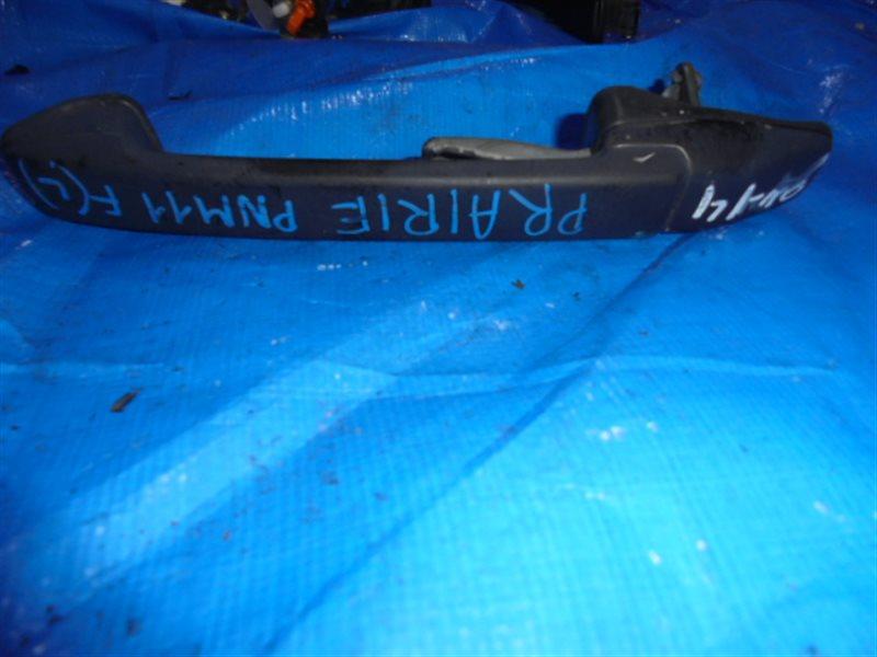 Ручка двери Nissan Prairie Joy PNM11 SR20DE передняя левая (б/у)