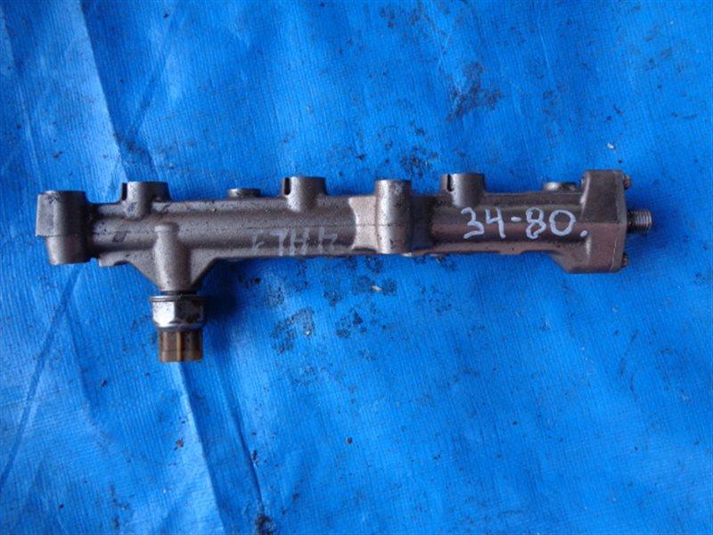 Топливная рейка Nissan Note E12 HR12DDR (б/у)