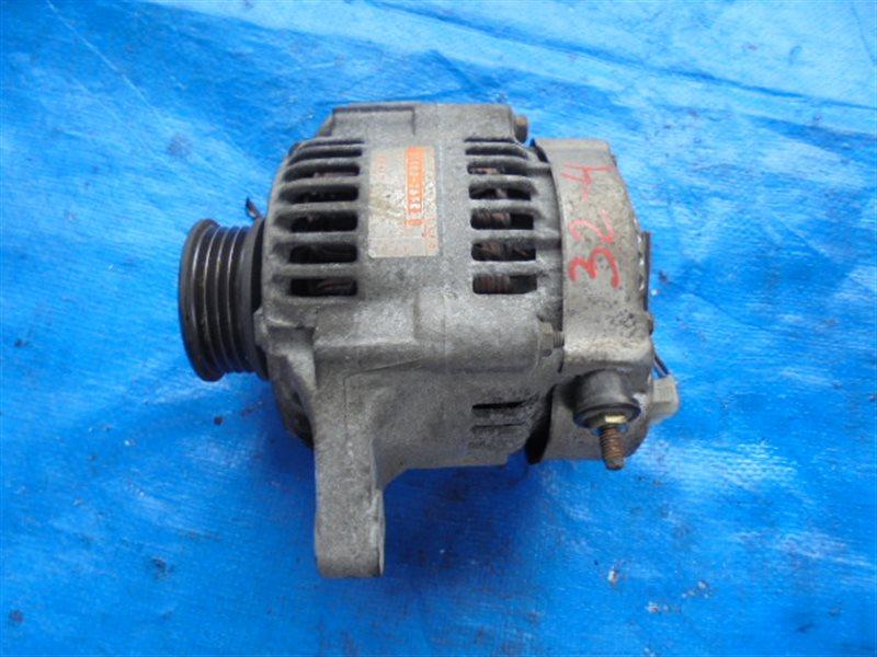 Генератор Suzuki Wagon R MC21S K6A 31400-76F00, 102211-7000 (б/у)