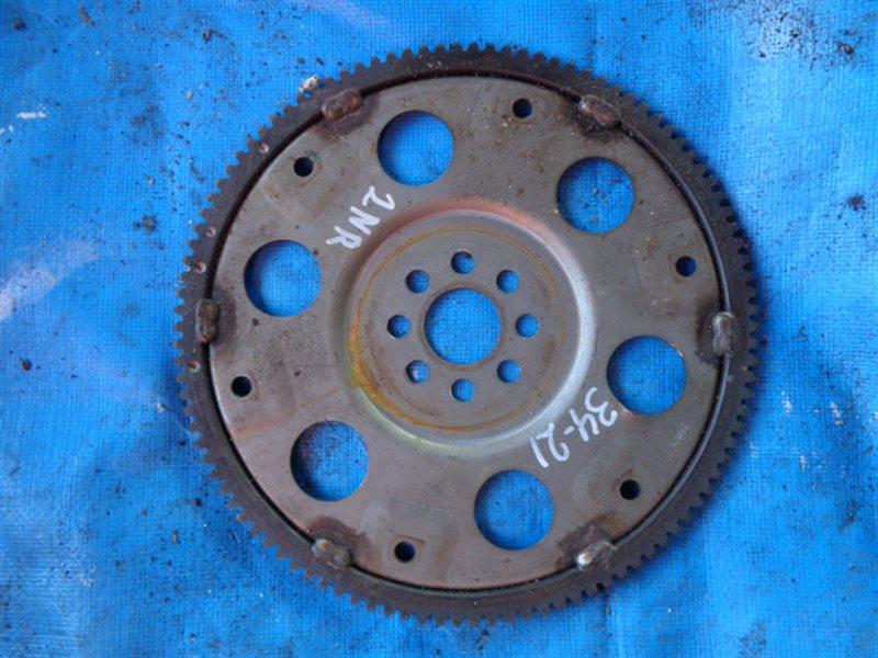 Венец Toyota Spade NSP141 2NR-FKE (б/у)