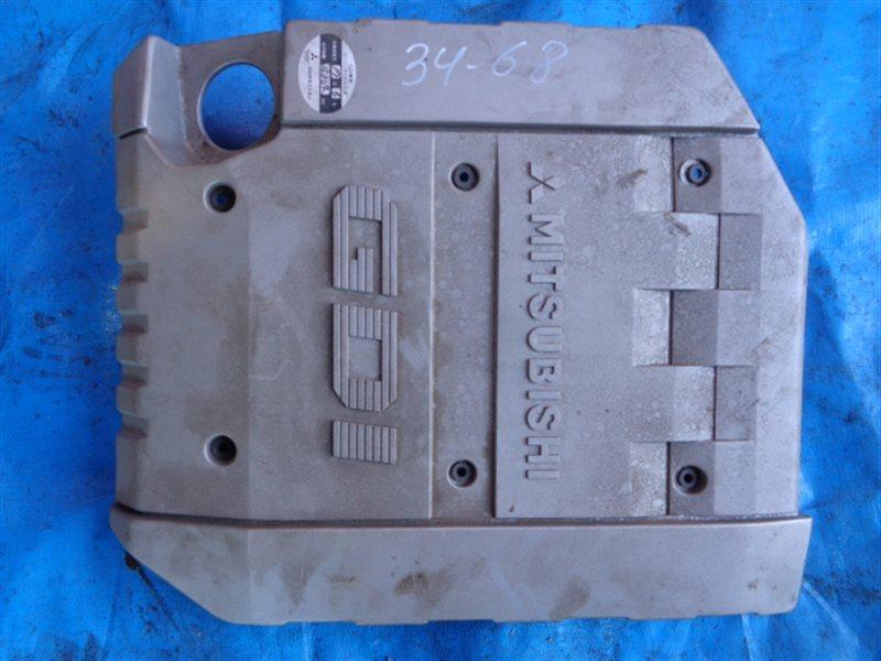 Крышка двс декоративная Mitsubishi Pajero Io H76W 4G93 (б/у)