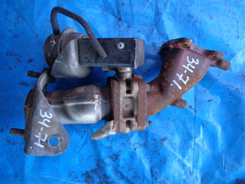 Горный тормоз Nissan Vanette SKF2MN RF (б/у)