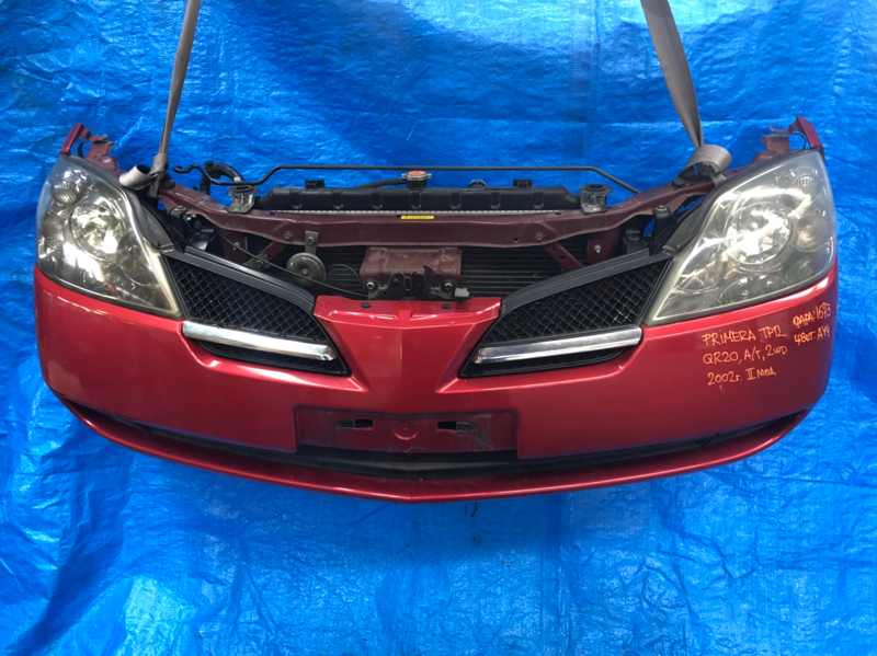 Nose cut Nissan Primera TP12 QR20DE 2002 T12 I MODEL (б/у)