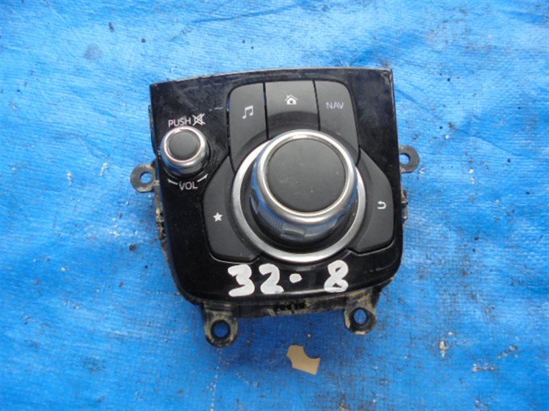 Пульт управления навигацией Mazda Axela BMLFS B45A66 (б/у)