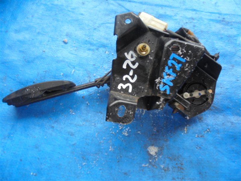 Педаль подачи топлива Mazda Bongo SKF2T (б/у)