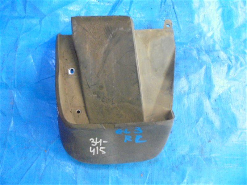 Брызговик Honda Orthia EL2 задний левый (б/у)