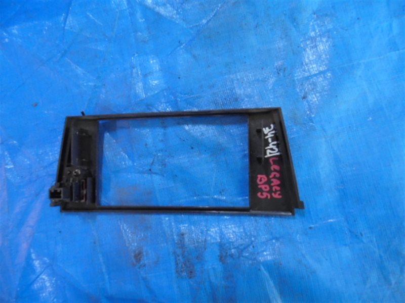 Консоль магнитофона Subaru Legacy BP5 (б/у)