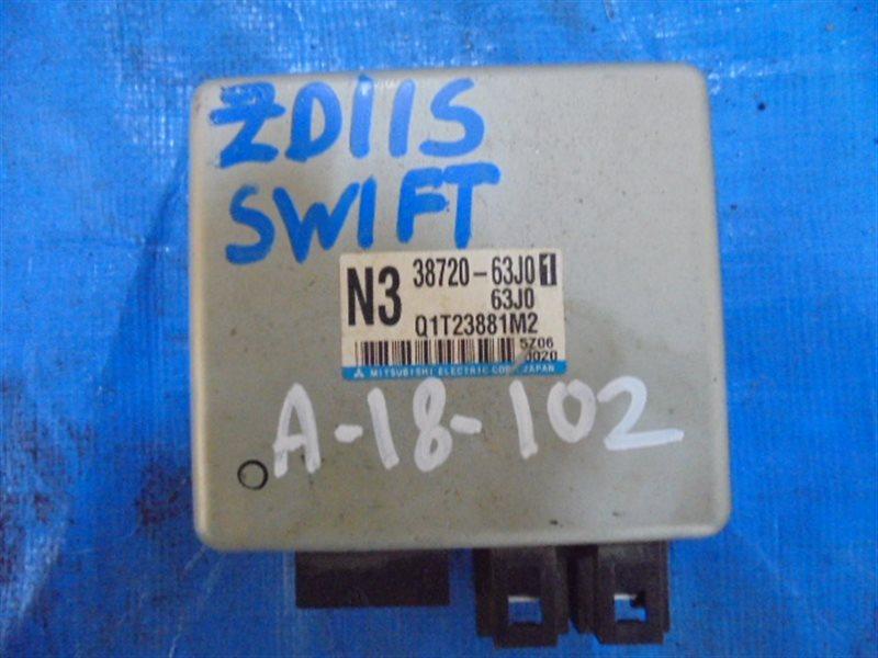 Блок управления рулевой рейкой Suzuki Swift ZC11S M13A (б/у)
