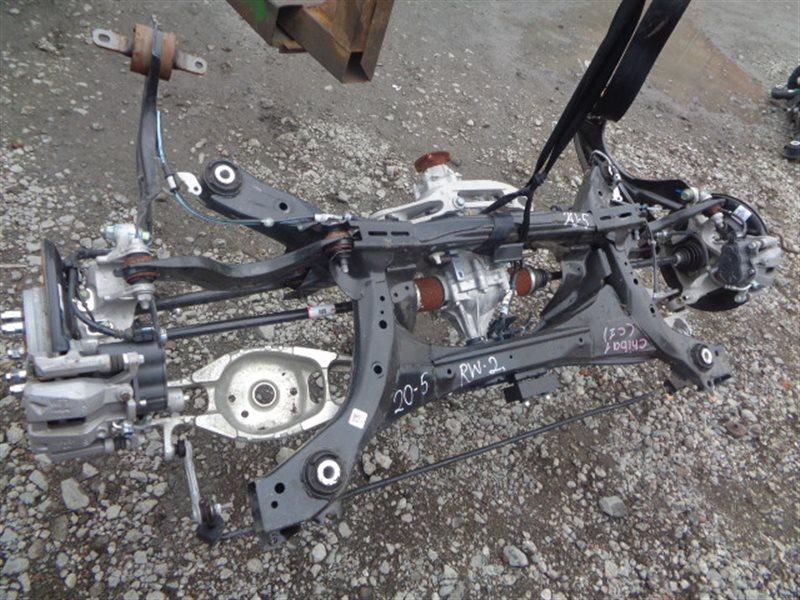 Линк Honda Cr-V RW2 L15B задний (б/у)