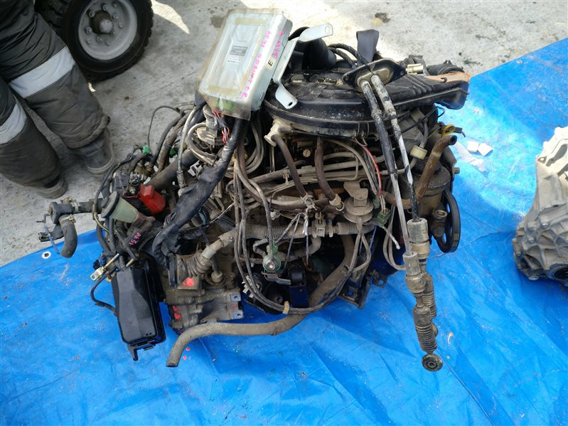 Мкпп Toyota Sprinter AE91 5A-F C40-522 (б/у)