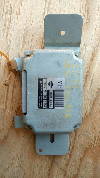 Блок управления акпп Nissan Presage HU30 VQ30DE ETC-A120 (б/у)