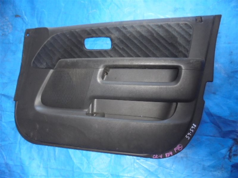 Обшивка дверей Honda Cr-V RD5 задняя правая (б/у)