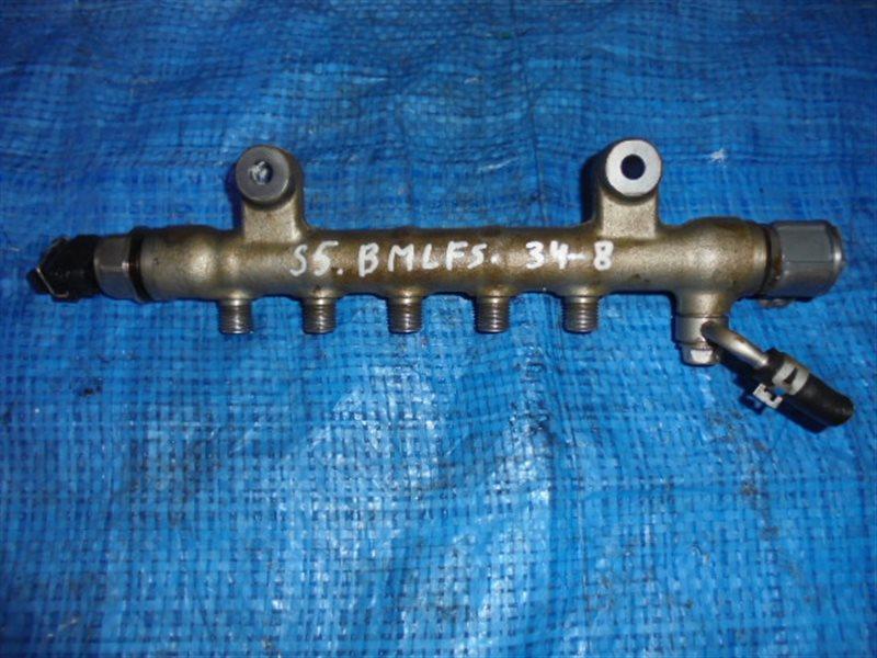 Топливная рейка Mazda Axela BMLFS S5-DPTS (б/у)