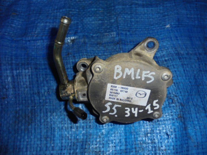 Вакуумный насос тормозной системы Mazda Axela BMLFS S5-DPTS (б/у)