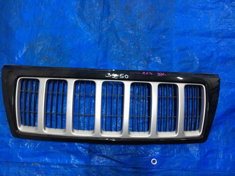 Решетка радиатора Jeep Grand Cherokee WJ 1998 (б/у)