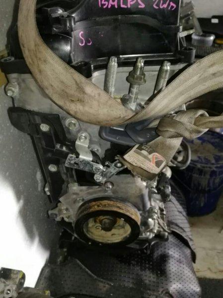 Лобовина двс Mazda Axela BMLFS S5DPTS (б/у)