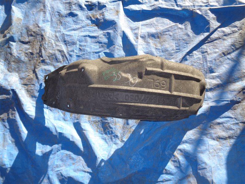 Подкрылок Toyota Prius Prime ZVW52 2ZR-FXE задний левый (б/у)