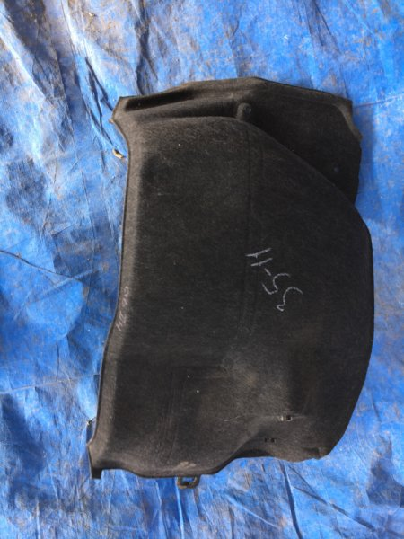 Обшивка багажника Toyota Mark Ii JZX90 1JZ-GE (б/у)