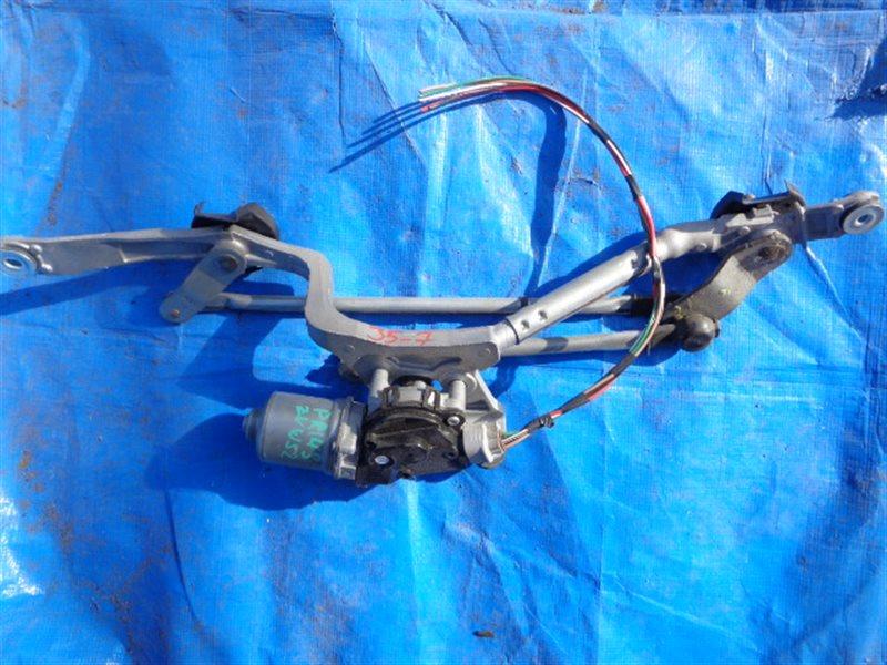 Мотор дворников Toyota Prius Prime ZVW52 2ZR-FXE (б/у)