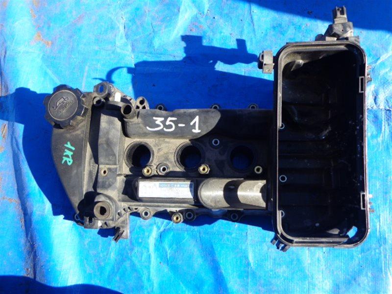 Клапанная крышка Toyota Passo KGC10 1KR-FE (б/у)