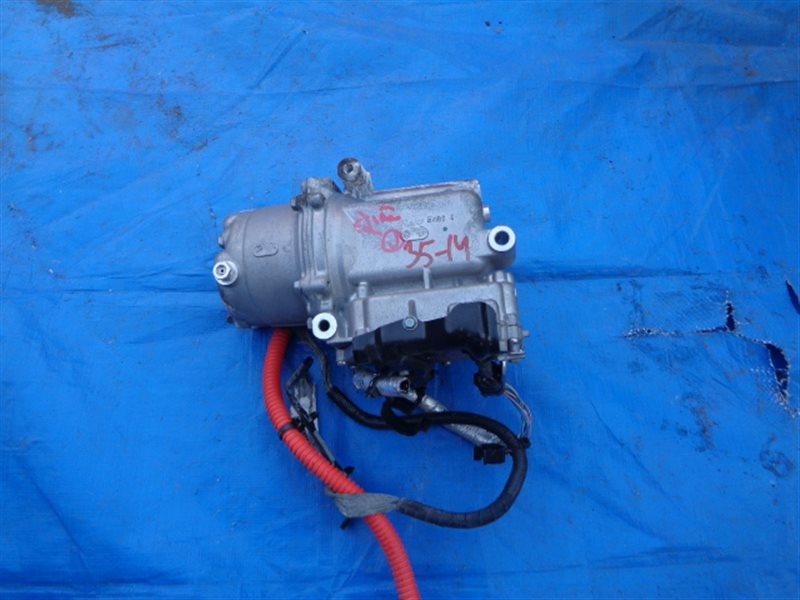Компрессор кондиционера Chevrolet Bolt A14XFL AKJ200A101B (б/у)