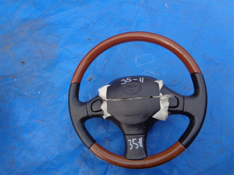 Руль Toyota Duet M100A (б/у)