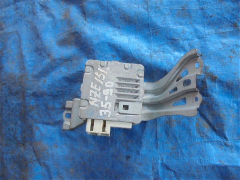 Блок управления рулевой рейкой Toyota Auris NZE151 1NZ-FE 89650-12210 (б/у)