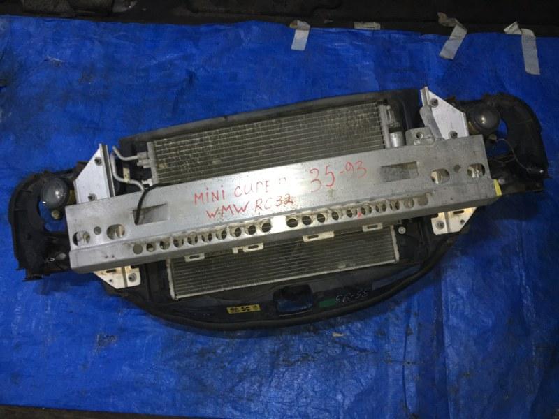 Радиатор кондиционера Mini Cooper R50 W10B16A (б/у)