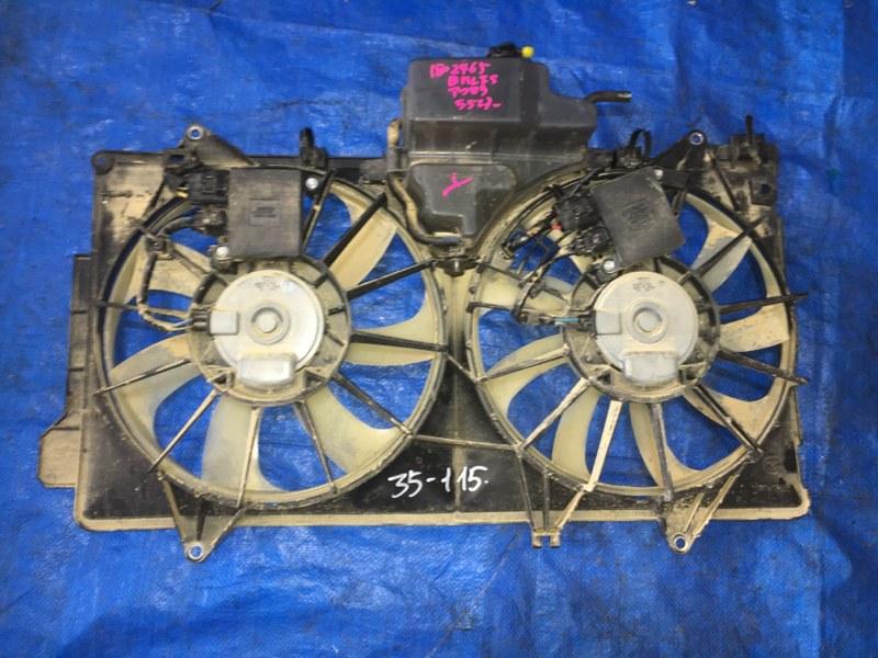 Диффузор радиатора Mazda Axela BMLFS S5DPTS (б/у)