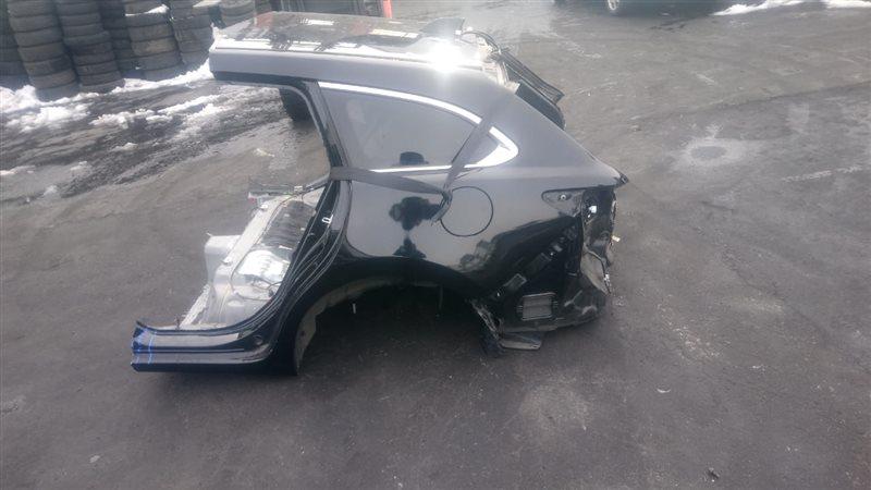 Стекло собачника Mazda Atenza GJ2FW SH 2012 левое (б/у)