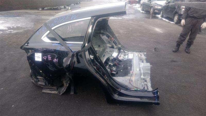 Стекло собачника Mazda Atenza GJ2FW SH 2012 правое (б/у)